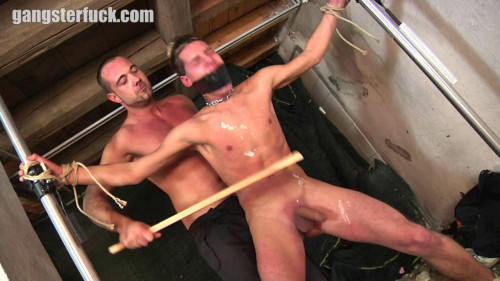 Gay BDSM Rejected scene 3