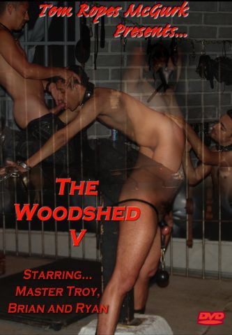 Gay BDSM The Woodshed 2