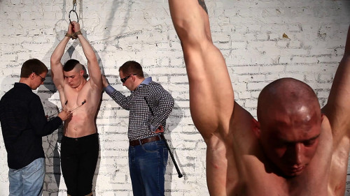 Gay BDSM RusCapturedBoys - Cruel Betrayal - Final