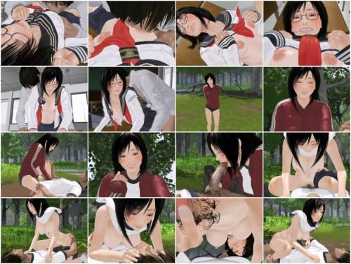 Aikata 2 3D Porno