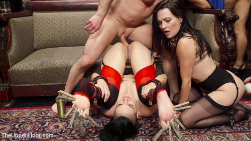 bdsm A Desperate Whores Anal Initiation