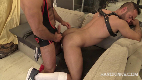 Gay BDSM Turning Tables (Edu Boxer, Hugo Vergari)