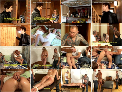 Discipline In Russia Volume #22 - Funny Games 02 BDSM