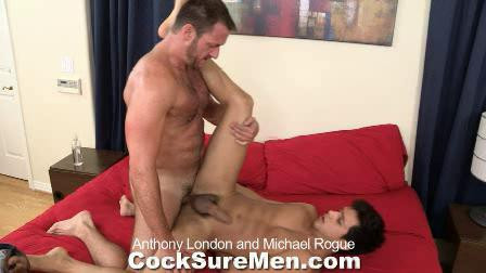 Anthony London & Michael Rogue Gay Clips