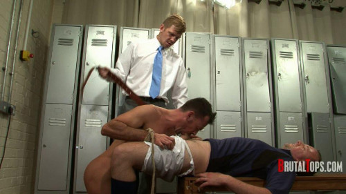Gay BDSM BrutalTops - Session Pt 332 - Master Derek and Master Edward