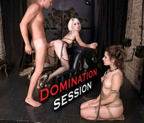 bdsm Bound and punished