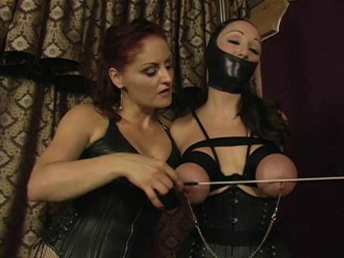 bdsm Cheerleaders In Bondage