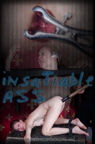 bdsm Ashley Lane - Insatiable Ass Part 2 (2016)