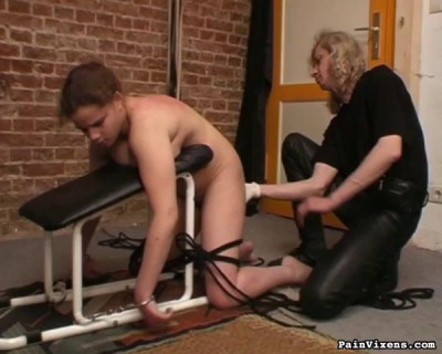 bdsm Painvixens - 13 Nov 2008 - Dungeon Brunette