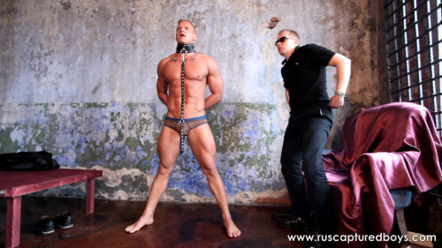 Gay BDSM Big Best Collection Clips 50 in 1 , RusCapturedBoys. Part 3.