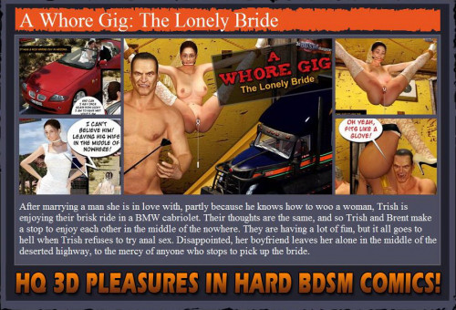 3DBdsmDungeon Full SiteRip RePack 3D Porno Toon Packs