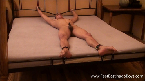 Gay BDSM Best Collection - FeetBastinadoBoys Only exclusive 6 clips. Part 16