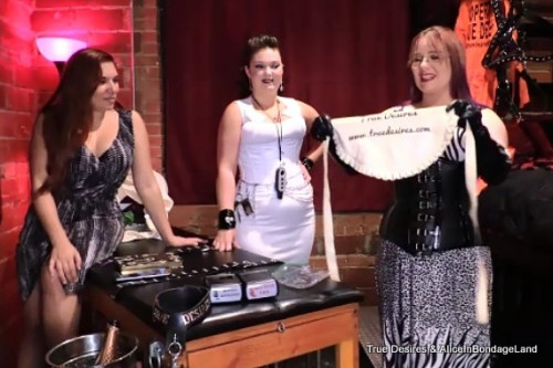 Femdom and Strapon Inside A True Desires Servant Kit - Hosted by Maitresse Renee - Behind the Scenes