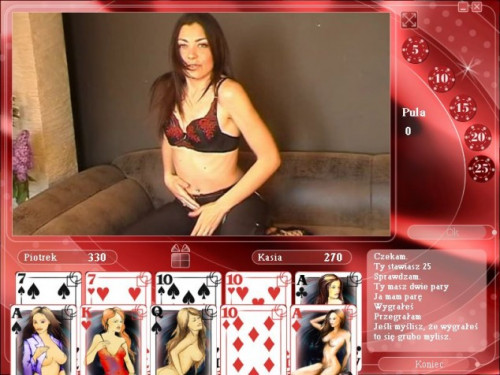 [Sex Game] Strip Poker Exclusive 2 Porn games