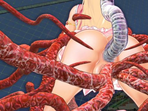 Girls Academy Genie Vibros 2013 3D Porno