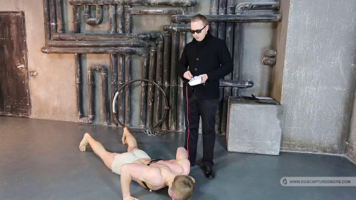 Gay BDSM Gennadiy - The slave to train - Final Part
