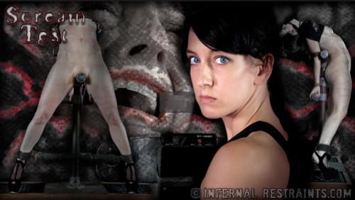 bdsm Scream Test Part 1 - Elise Graves