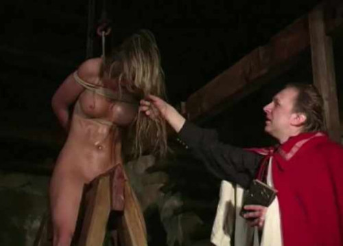 bdsm Torture Witches