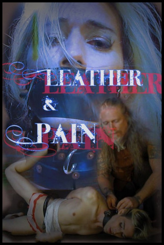 bdsm Leather And Pain