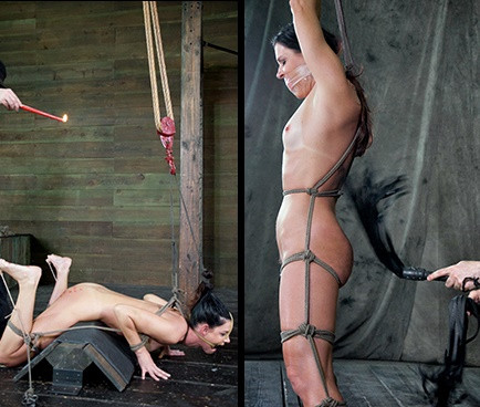 bdsm Hot Summer - India Summer and Cyd Black