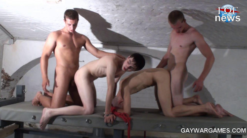 Gay BDSM Dima and Vadim 7