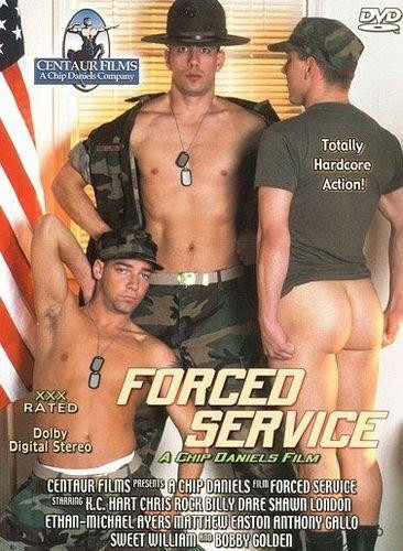 Centaur Films - Forced Service Gay Porn Movie