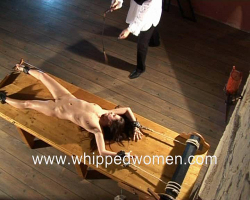 Whipped Women - exorcism BDSM