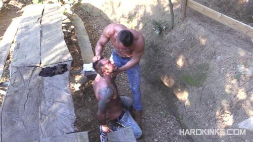 Gay BDSM Martin Mazza - Alex Brando