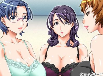[H-Game] まままーじゃん Anime and Hentai