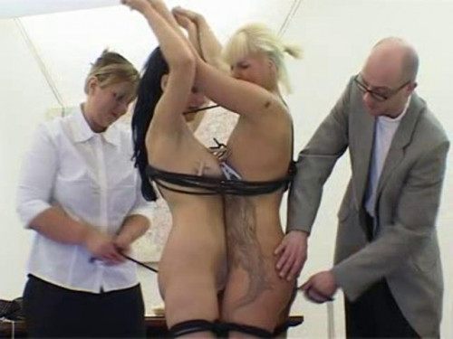 bdsm Inflagranti Schwarze Flamme - The Best Clips. Part 4.