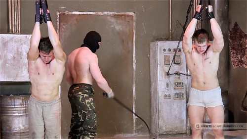 Gay BDSM Slaves Competition 2 Part Three (2016)