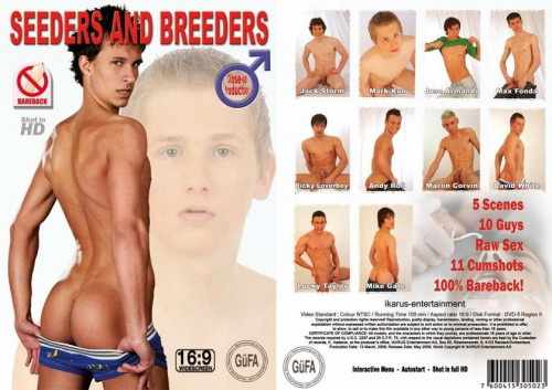 Seeders And Breeders DVDRip Gay Movie