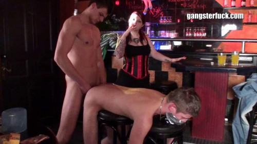 Gay BDSM The wrong girl scene 2