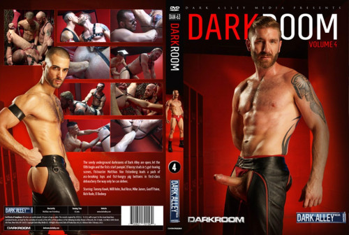 Gay BDSM Darkroom Vol.04