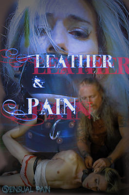 bdsm Sensualpain - Aug 14, 2016 - Leather And Pain - Lexy Bound
