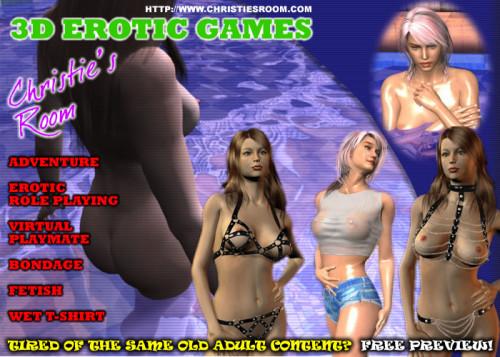 ChristiesRoom Full SiteRip Hentai games Toon Packs