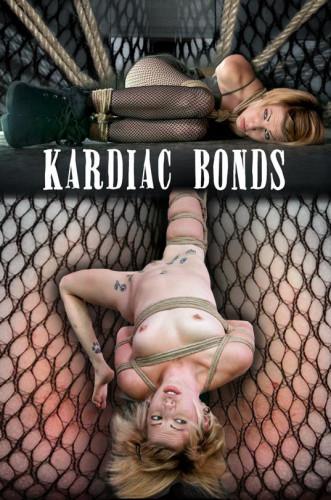 bdsm Kardiac Bonds-Orgasms are always better after a little bit of pain