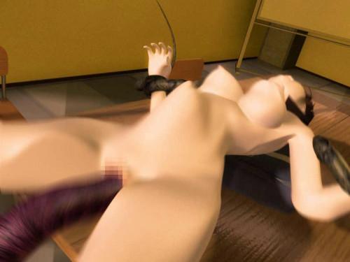 Ouma no Academy 3D Porno