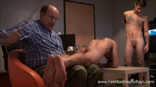 Gay BDSM Best Collection - FeetBastinadoBoys Only exclusive 6 clips. Part 22
