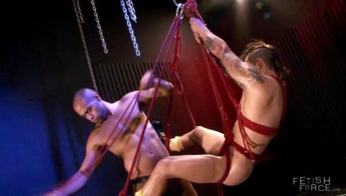 Gay BDSM Leo Forte and Draven Torres