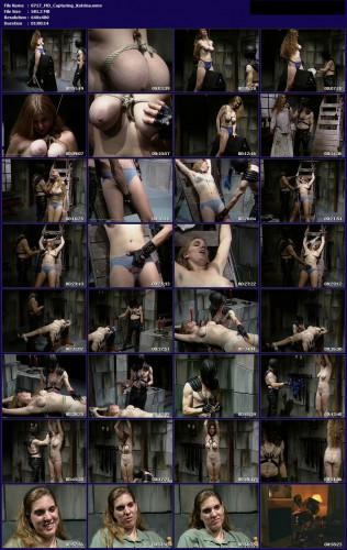 B&D Pleasures - Capturing Katrina DVD BDSM