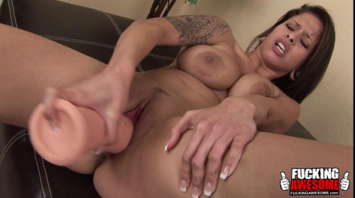 Fisting and Dildo Meilani Dildo Will She Explode (2016)