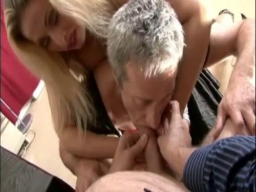 Femdom and Strapon Cuckold Stories