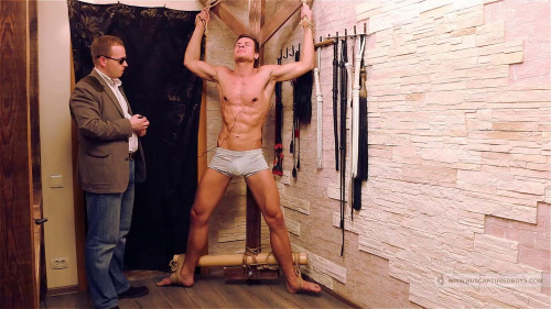 Gay BDSM Slave for Money - Matvey - Final Part