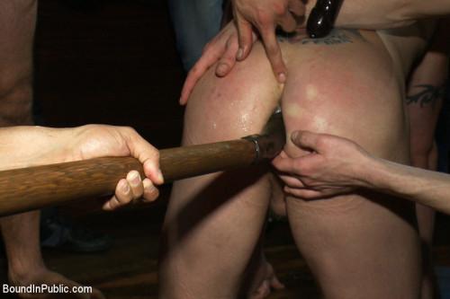 Gay BDSM The Crawl of Shame
