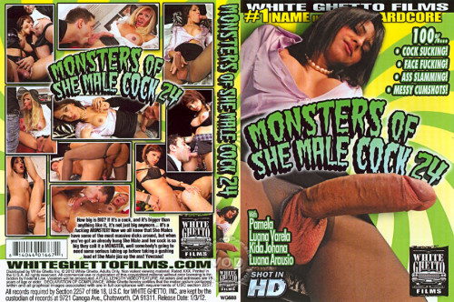 Monsters Of She Male Cock 24 SheMale