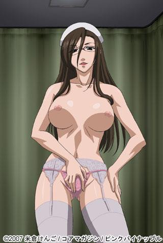Warau Kangofu The Animation Counseling 1-2 Hentai games