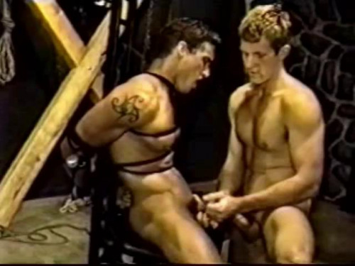 Gay BDSM Rope Rituals