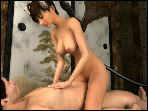 Succubus Returns 2013 3D Porno