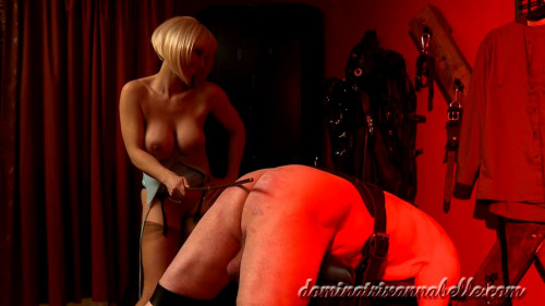 Femdom and Strapon DominatrixAnnabelle - Super Gold Collection. 28 Clips. Part 1.